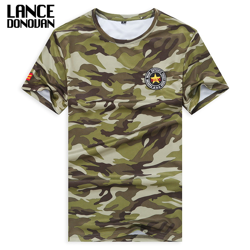 100% Polyester Military Camouflage Breathe Quickly Dry s