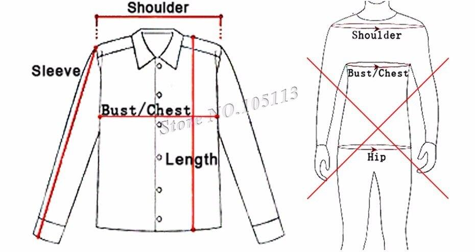 פו הלבשה מעיל 4XL 3
