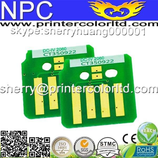 chip FOR FujiXerox DP-SC-2020nw Fuji-Xerox DC SC-2020nw XEROX SC2020 CPS black reset digital copier chips -
