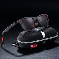47f36a773b ... gafas de sol polarizadas para mujer cuadradas hombre Vintage Unisex  Goggle macho UV400 Oculos. BARCUR Trending TR90 Polarized Sunglasses Women  Square ...
