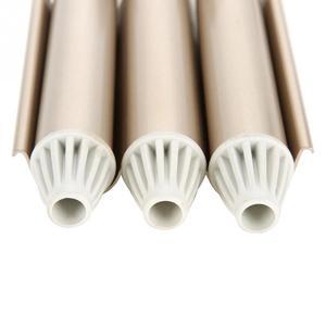 Image 4 - Ceramic Temperature Adjustable Triple Pipe Hair Curler Curling Iron Styling Tool