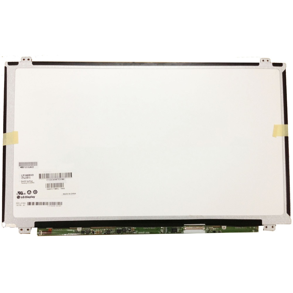 LP156WH3 TLS2 Matrix for Laptop 15 6 Slim LED Display LCD Screen 40 Pin Glossy HD