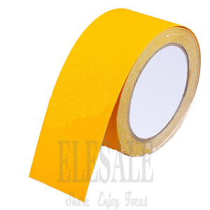 Image 5 - New 1pcs 5cm*5m Anti skid Warning Tape For Factory Warehouse Home Bathroom Stairs Skateboard Anti Slip Workplace Safety Tapes