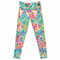2016 Leggigs Womenlovely y hermoso cisne LEGGINGS-LIMITED Impresión Digital Moda Finessw Pantalón Punky