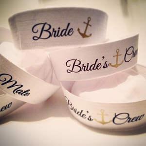 977551b8de7 PARARTDIY custom wedding bride Captains hats birthday CAPS