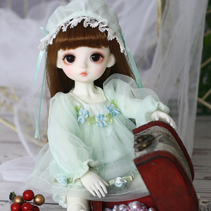 Image 3 - Free Shipping Marie BJD YOSD Doll 1/6 Body High Quality Resin Toys Free Eye Balls LCC Fashion littlefee Oueneifs Gift