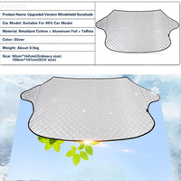 HOT SALE Car sunshade car cover snow FOR Volvo s80L S40 S60 S60L S80 XC60 XC70 XC90 C30 C70 V40 V50 V60 V70