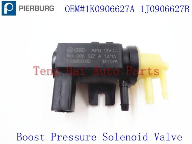 New Genuine Turbo 1.9TDI N75 Solenóide Válvula Para AUDI A3 A4 TT 2.0 2.5 TDI 1K0906627A