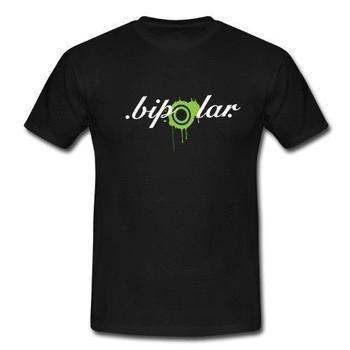 ¡! BIPOLAR Camiseta de American Metalcore Band tu conmemorativo YOB talla XS S M L XL 2XL100% algodón casual Camiseta de manga corta para hombre