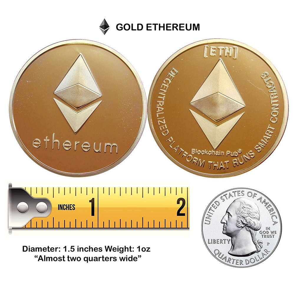 New Gold Plated Bitcoin Currency Coin Collection Physical Litecoin Gift Collection Art Antique Home Imitation  Party Decoration 5
