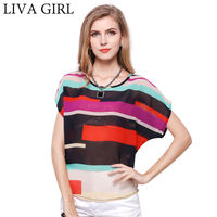 LIVAGIRL 2018 New Fashion Women Summer T-Shirt Fem ...