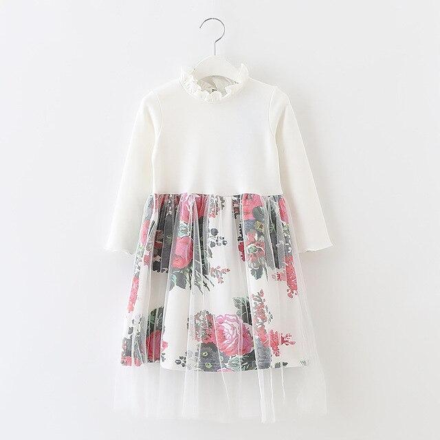 Baby Teens Floral Dress...