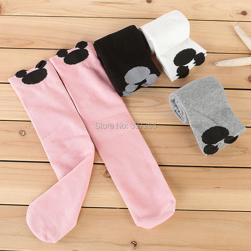 Children warmers ankle short lovely socks Cartoon Cute Kids Girl Knee High Socks Cute cotton Baby Print Animal Over Knee Socks all over cartoon print pajama set