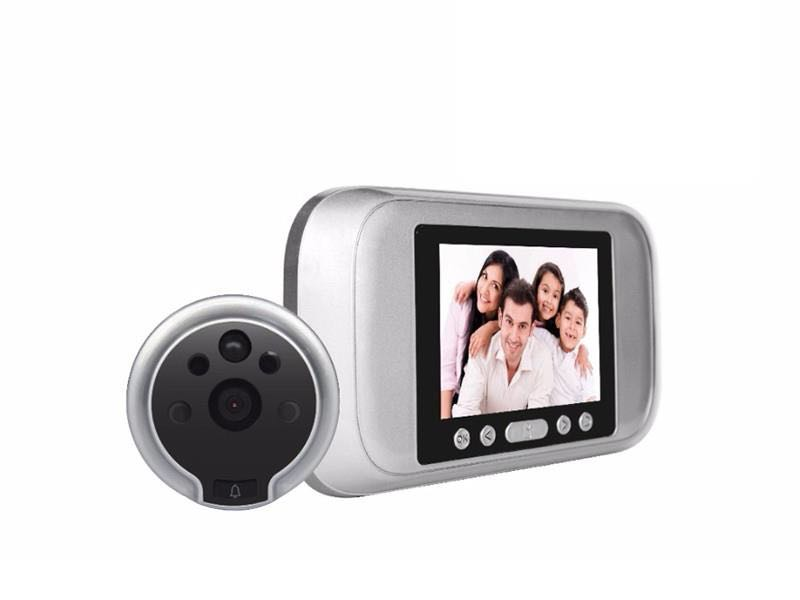 3.2 Inch 720P Motion Detection Video Doorbell HD Peephole Viewer 3.2 Inch 720P Motion Detection Video Doorbell HD Peephole Viewer