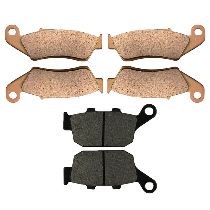 Motorcycle Front and Rear Brake Pads for Honda XL600 XL 600 VV/ VW / VX Transalp 1997-1999 180 16 9 fast fold front and rear projection screen back