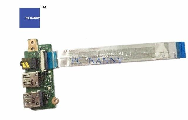 Оригинальная звуковая плата для ASUS K56C, K56CA, K56CM, USB, K56CM, IO Плата, работает