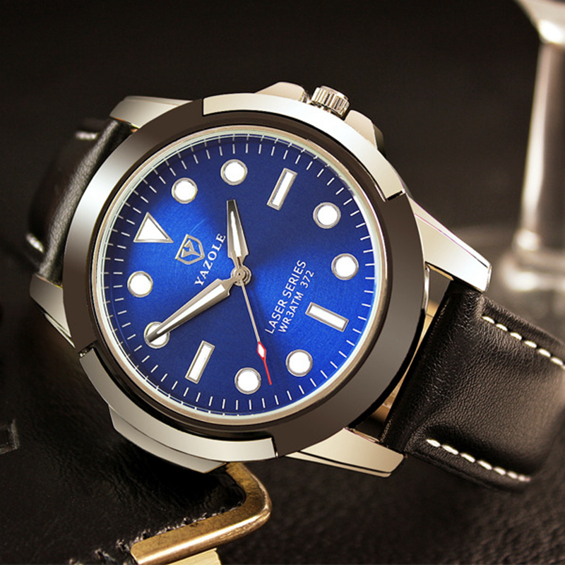 YAZOLE Sport Wristwatch 2017 Wrist Watch Men Watches Top Brand Luxury Famous Male Clock Quartz Watch Hodinky Relogio Masculino