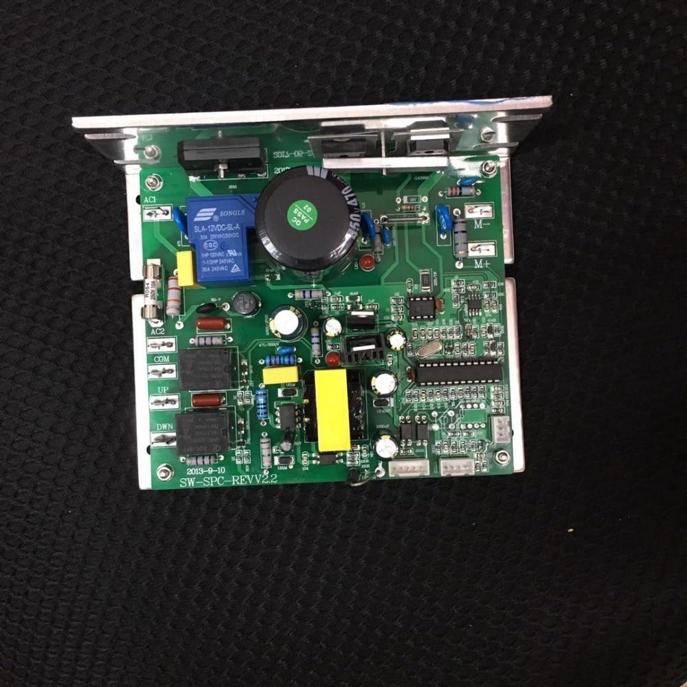 Sw Spc Treadmill Controller Replacement For Reebok Zr8 Zr9 Zrk Repair Short Circuit Driver Board General Control Power Supply