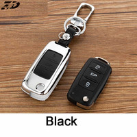 For Volkswagen Keychain For Volkswagen Bora Polo Tiguan Jetta Car Styling Keychain For Vw Key Wallet