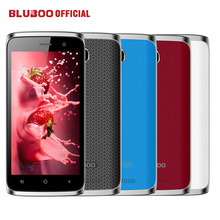 "BLUBOO Mini 4.5 ""HD 3G WCDMA Smartphone MTK6580 Quad Core 1.3 GHz 1 GB RAM 8 GB ROM 8.0MP Android 6.0 Double SIM Mobile Téléphone"