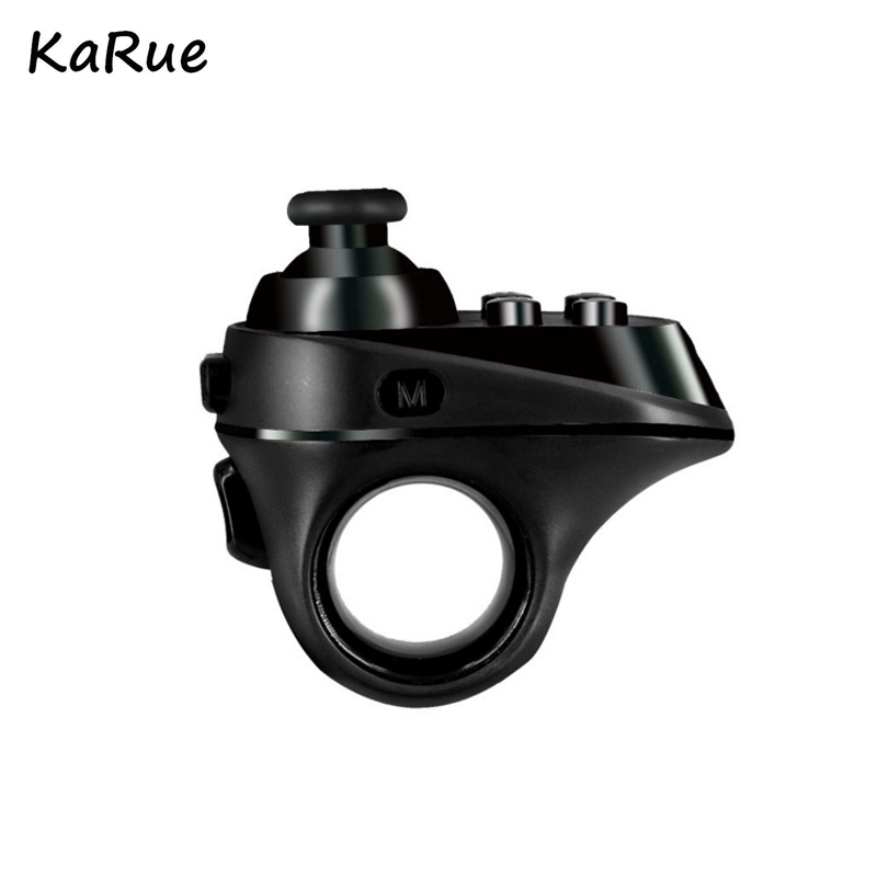 KaRue R1 Anello Mini Bluetooth 4.0 Senza Fili Ricaricabile VR Gioco A Distanza Gamepad Controller Joystick per Android del telefono Per XIaomiKaRue R1 Anello Mini Bluetooth 4.0 Senza Fili Ricaricabile VR Gioco A Distanza Gamepad Controller Joystick per Android del telefono Per XIaomi