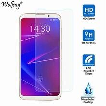 2PCS Tempered Glass Meizu 16 Screen Protector Meizu 16X Glas