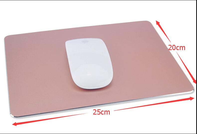 25x20 cm Aluminiumlegierung PU 2 Seite Verwenden Gaming Hartmetall - Computer-Peripheriegeräte - Foto 6