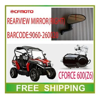 CFMOTO CF MOTO right REARVIEW left mirror 600CC z6  ATV UTV accessories free shipping