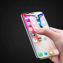 Full Cover Tempered Glass For iPhone X 6 6S 7 Plus Screen Protector Protective Film XS Max XR 8