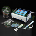 Ion detox foot spa therapy with full-touch screen