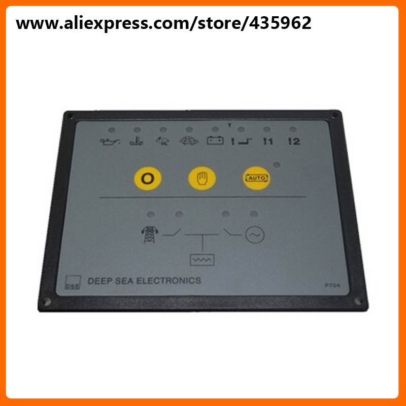 DSE704 Generator Controller for Diesel Generator Set deep see controller high quality genset spare parts цена