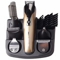 6 IN 1 Rechargeable Hair Trimmer Professional Hair Clipper for Men Electric Shaver Beard Trimmer Hair Cutting Machine