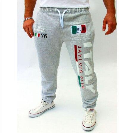 Повседневные штаны с принтом итальянского флага, повседневные штаны большого размера, высокое качество