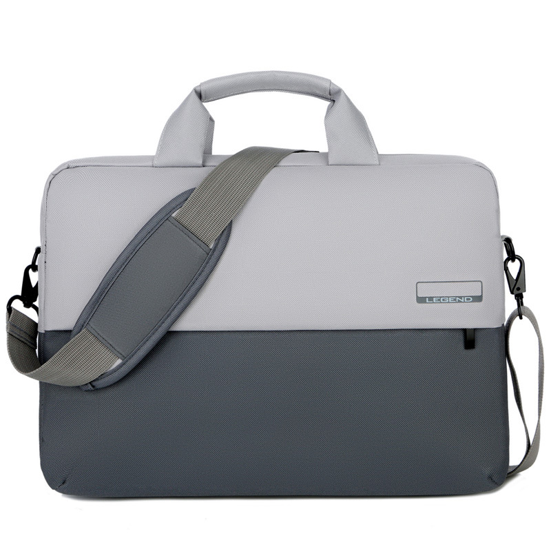 Briefcase Computer-Bag Notebook Women's Casual Design Oxford Lightweight Unisex 14/15.6