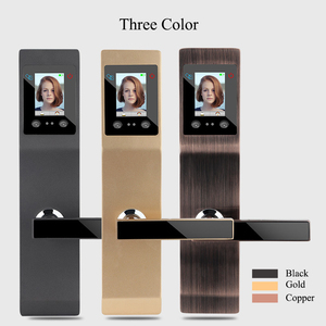 Image 5 - Keyless חכם intelligent נעילת Palmprint פנים זיהוי פנים דלת מנעול לבית משרד מנעול אבטחת בקרת גישה