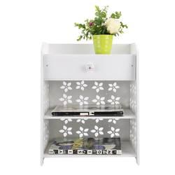 Спальня цветок тумбочка Современная стеллаж для хранения выделяющийся деревянный шкаф Универсальный Главная тумбочке Спальня мебель