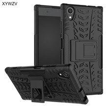 SFor Coque Sony Xperia XA1 Artı Durumda Darbeye Dayanıklı Silikon telefon kılıfı Sony Xperia XA1 Artı Kapak Için Xperia XA 1 artı Kabuk