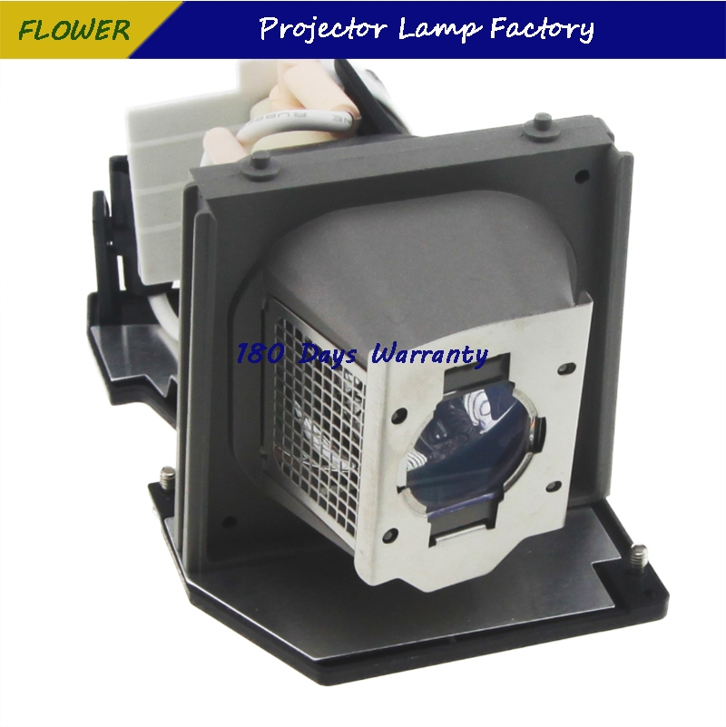725-10089   310-7578 lamp for DELL 2400MP Projector Lamp Bulbs with housing/case free shipping original projector bare lamp for 725 10089 310 7578 2400mp for dell 2400mp bulb projectors