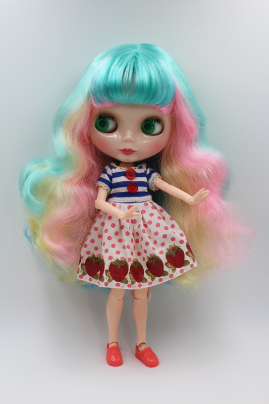 Free Shipping Top discount JOINT DIY Nude Blyth Doll item NO. 217J Doll limited gift special price cheap offer toy USA for girl free shipping top discount joint diy