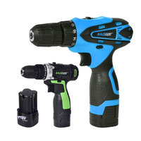 Cordless Drill Battery 18V Power Rotary Tools Mini Hand Drill Wireless Tools Electric Screwdriver Power Tool Taladro Inalambrico