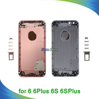 AAA Quality Housing For IPhone 6G 6 6s Plus Back Battery Cover Rear Door Case Middle
