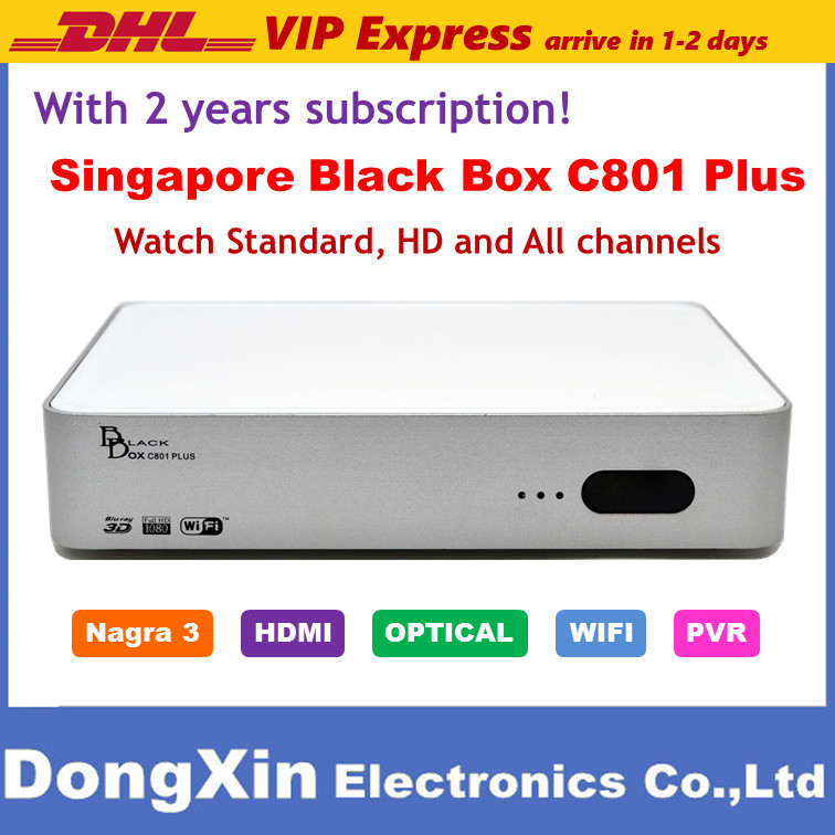 цена Latest Starhub Box Singapore HD Cable TV Box C801 Plus Upgrade of C801 HDC600 Support Nagra3 Watch All HD Channels CH227 CH855
