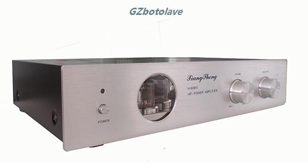 Xiangsheng 12AT7 12AU7 préampli tube H80B amplificateur de tube HIFI III amplificateur hybride Mosfet
