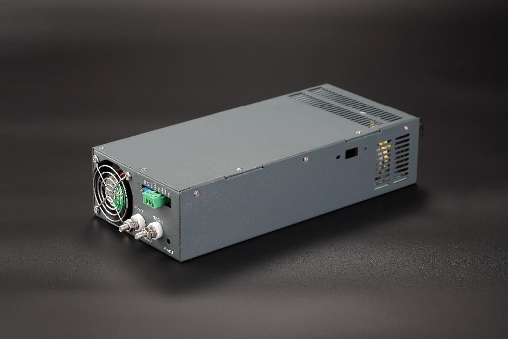 Garantie 100% Direct usine 1200 W 0-24VDC 50A alimentation à découpage réglable