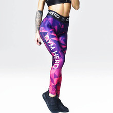 New Fashion Print Sporting Leggings for Women