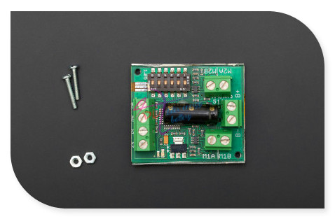 Sabertooth Dual 5A DC Motor Driver, 6~18V Synchronous regenerative drive Thermal +overcurrent protection for high powered robot regenerative nephrology