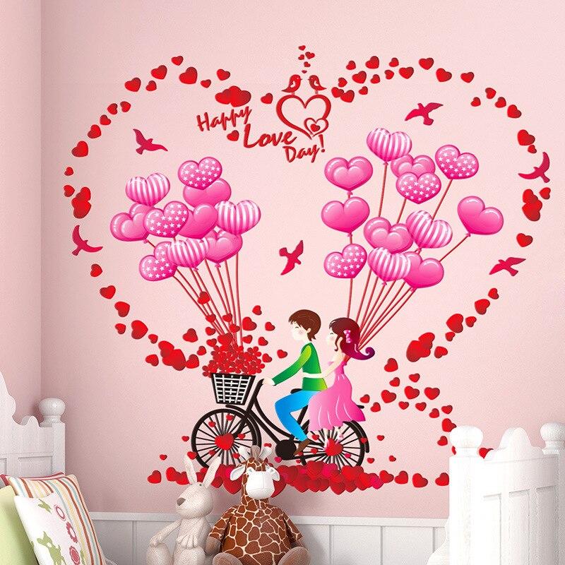 Aliexpress.com : Buy Romantic Happy Valentine Couple Lover ...