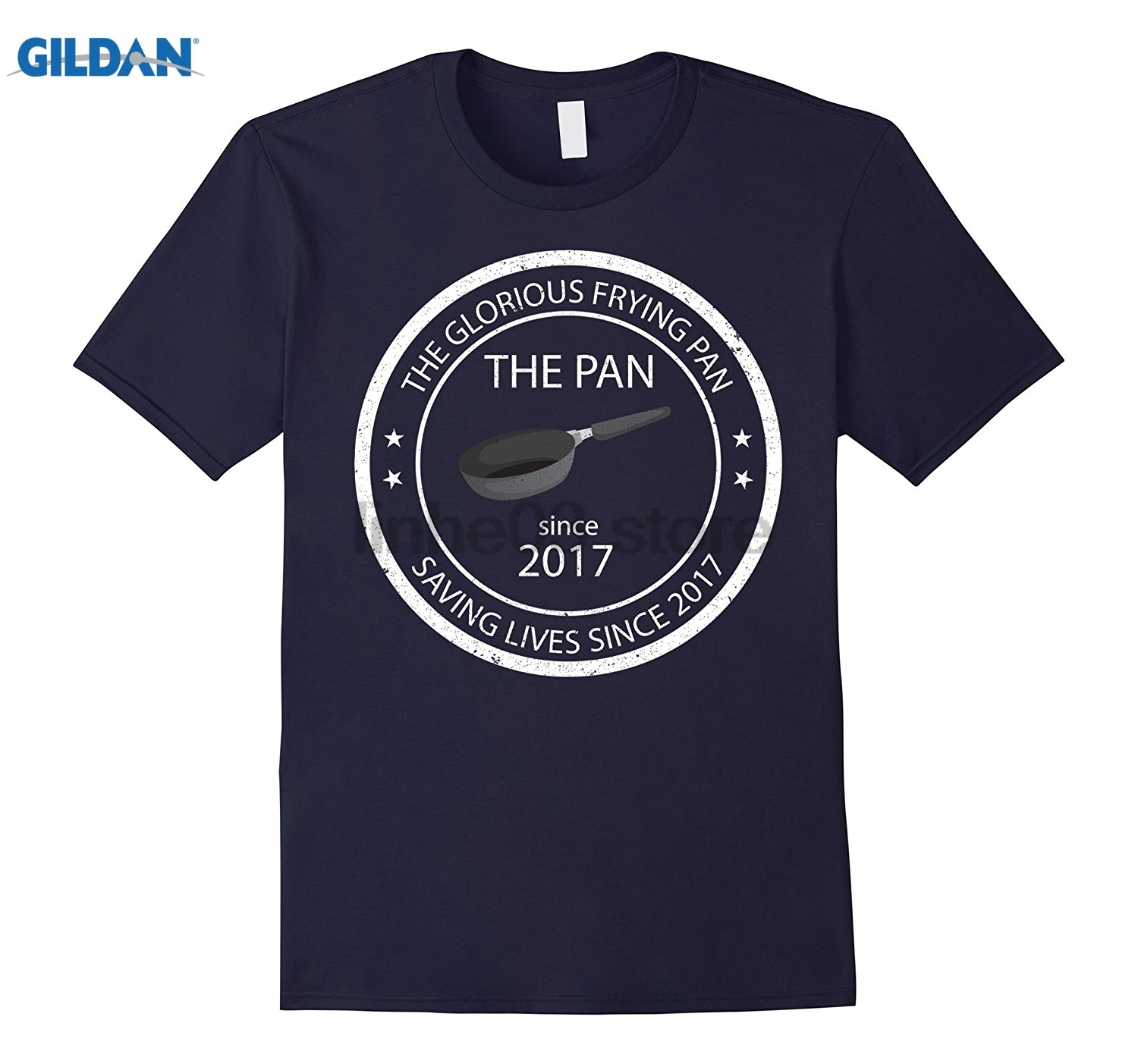 GILDAN The Frying Pan Solo Chicken PUBG Gaming Tshirt Hot Womens T-shirt Mothers Day Ms. T-shirt