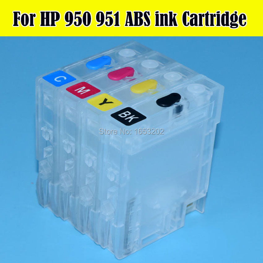 8 Pieces Lot High Quality For HP950 950 Refilll Ink Cartridge And Compatible For HP 950XL