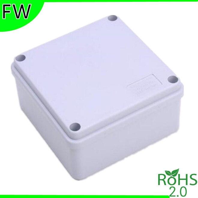 plastic waterproof enclosure power box junction box over. Black Bedroom Furniture Sets. Home Design Ideas
